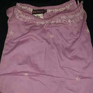 Antik Batik Dresses - Antik Batik purple 👗 dress size. 10 youth